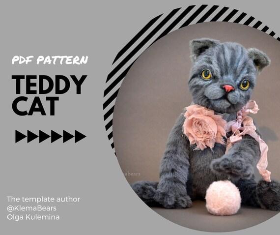 Fluffies stuffed S Pallas/'s cat 25cm