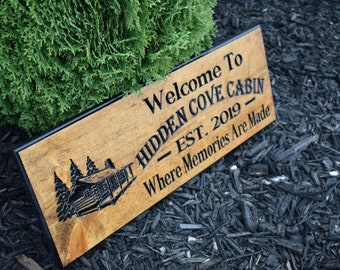 Lake House Decor, Camping, Beach, Lake Rules, Cabin, Housewarming Gift, Home Decor, Gift for Men, Wooden Sign, Wood Sign, Wood Signs, Carved