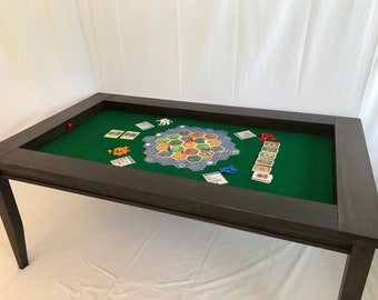 Board Game Table Etsy