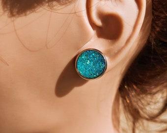 Crushed Elements Earrings