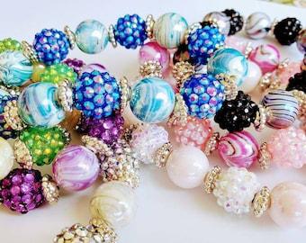Color Your Life Bracelets