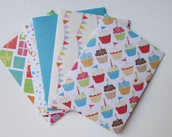 birthday envelopes etsy
