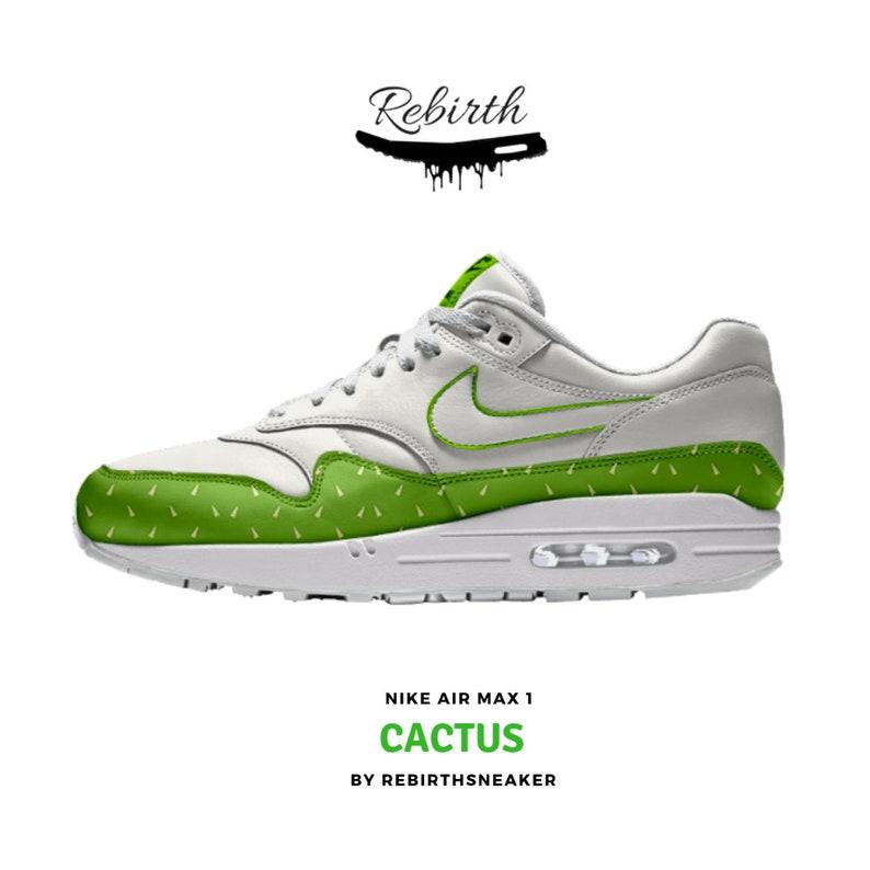 low priced a575a 4dfd0 Nike air max 1 CACTUS