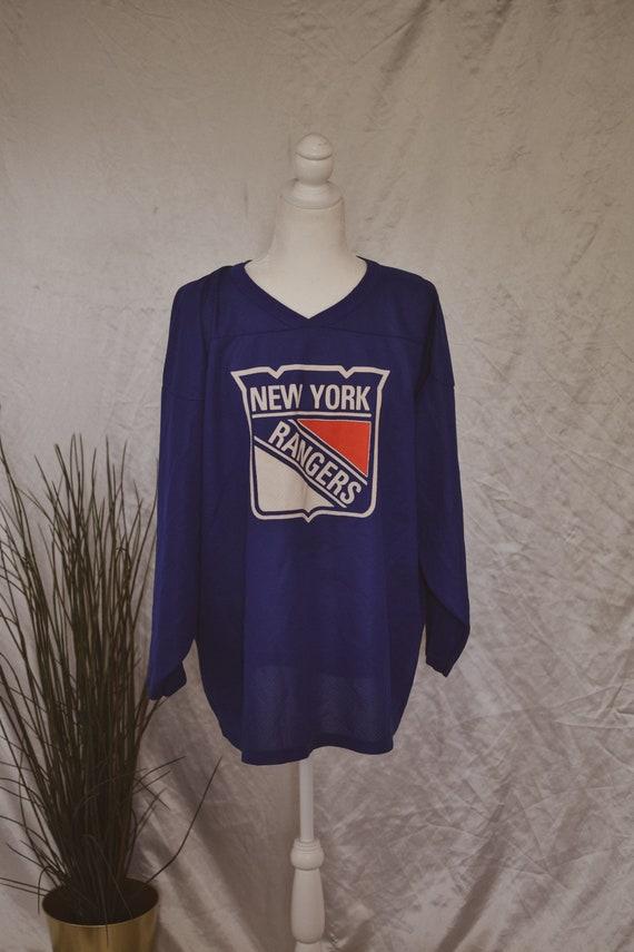 Wayne GRETZKY 90s vintage New York Rangers hockey