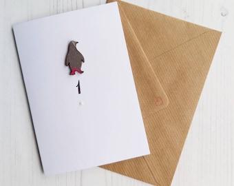 Age Birthday card, Laser Cut Card, Greetings card, Children's Happy Birthday Handmade card