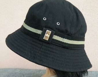 920d956f Rare Vintage Gucci Bucket Hat, Laxury Style, Gucci Style, Monogram Hat, Gucci  Monogram, Summer Style, Winter Style, Gift, Swag, Hip Hop