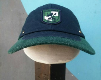 51969bf5ca4 Vintage Fila Golf Hat Cap