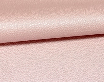 pink leather fabric