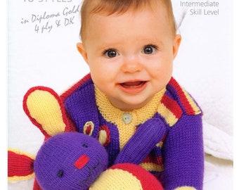 a2ba45e8e Patons 792 10 Baby Knits