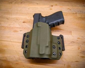 Glock light holster   Etsy