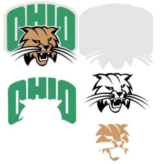 13133 Ohio Bobcats Etsy
