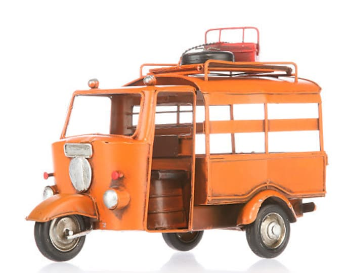 Tricycle Vans Orange