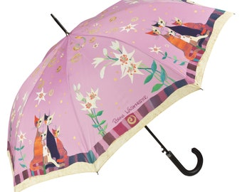Motif Umbrella Automatic Rosina Wachtmeister: Lilies