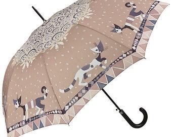 Motif Umbrella Automatic Rosina Guard: Brunello