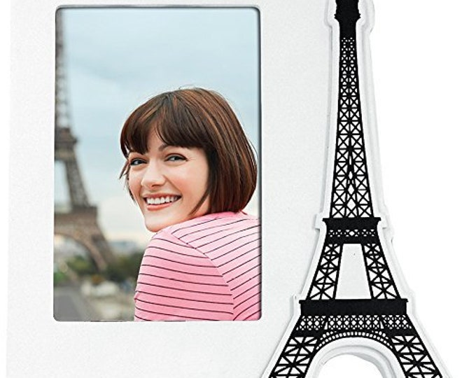 Picture frame photo frame Montmartre picture size approx. 13 x 18 cm Frame size approx. 24 x 23 x 1.7 cm