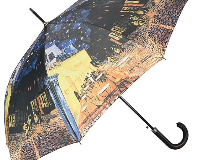 FROM LILIENFELD Umbrella Motif Art Automatic Vincent van Gogh: Night Café