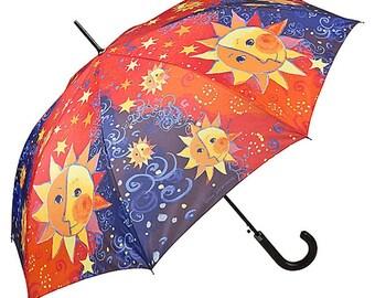 FROM LILIENFELD Umbrella Motif Art Automatic Rosina Guard: Sole
