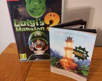 Luigi's Mansion 3 Manual