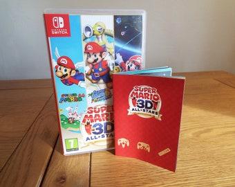 Super Mario 3D All-Stars Manual