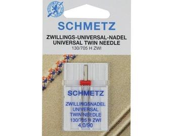 """Schmetz /""""Drilling/"""" Triple Needle 130//705 H DRI 3.0//80"""