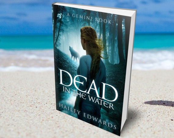 Signed Edition of Dead in the Water (Gemini, Book 1)
