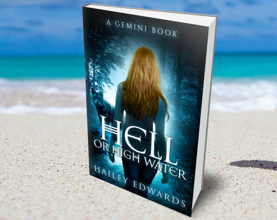 Signed Edition of Hell or High Water (Gemini, Book 3)