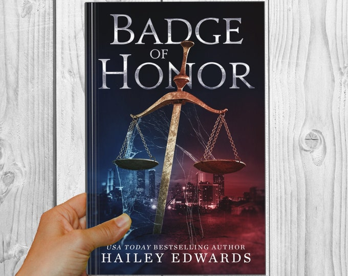 Signed Edition of Badge of Honor (The Potentate of Atlanta, Book 6)