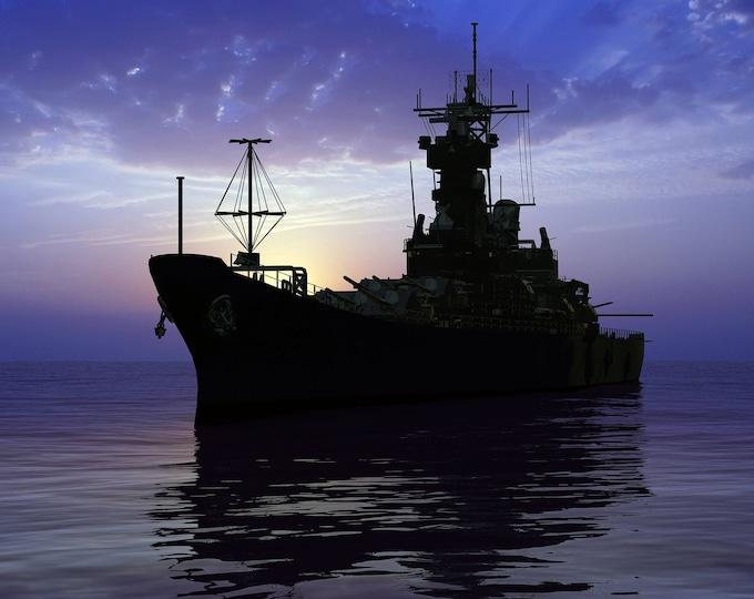 USS Yorktown Ghost Tour with Bulldog Tours