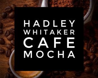 Hadley Whitaker Soy Wax Tart