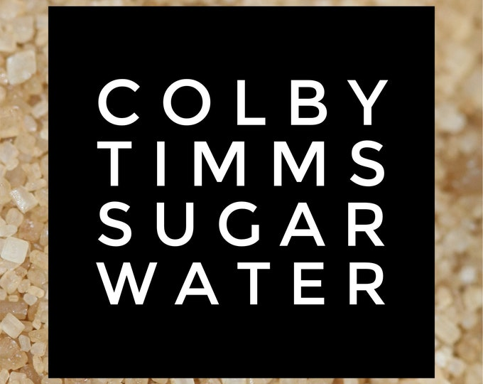 Colby Timms Soy Wax Tart