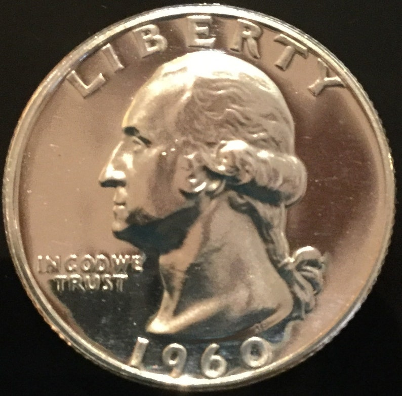1960 George Washington Quarter (Proof)