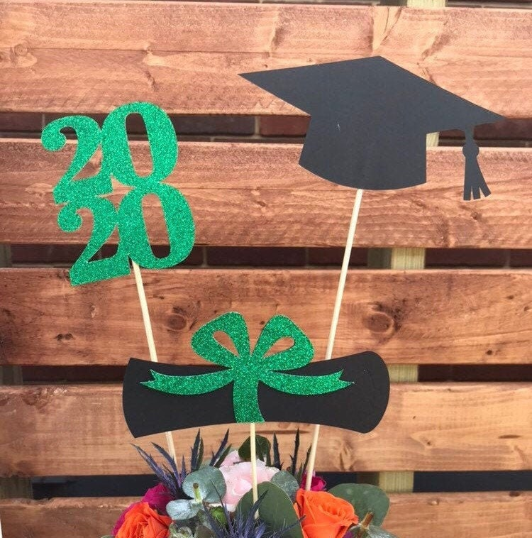 2020 Graduation Decorations.Graduation Party Decorations 2020 Graduation Centerpiece