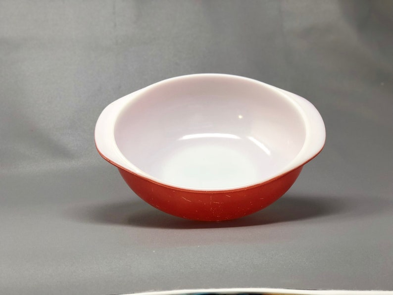 Vintage Ovenware Pyrex Casserole Dish Oven-to-Table Service in Vintage Kitchenware