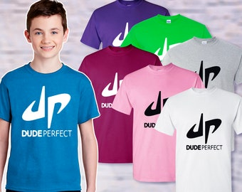 8afad55a1b5 DP Shirt Inspired by Youtube Video Kid s T-shirt Perfect for Youth