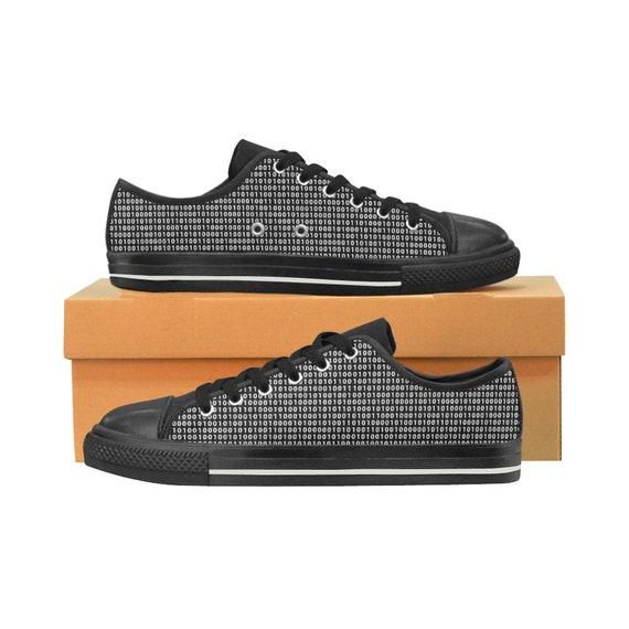 Ordinateur binaire Science chaussures femme - nombres binaires binaires binaires - système binaire - codage | La Qualité Primacy  ada10a