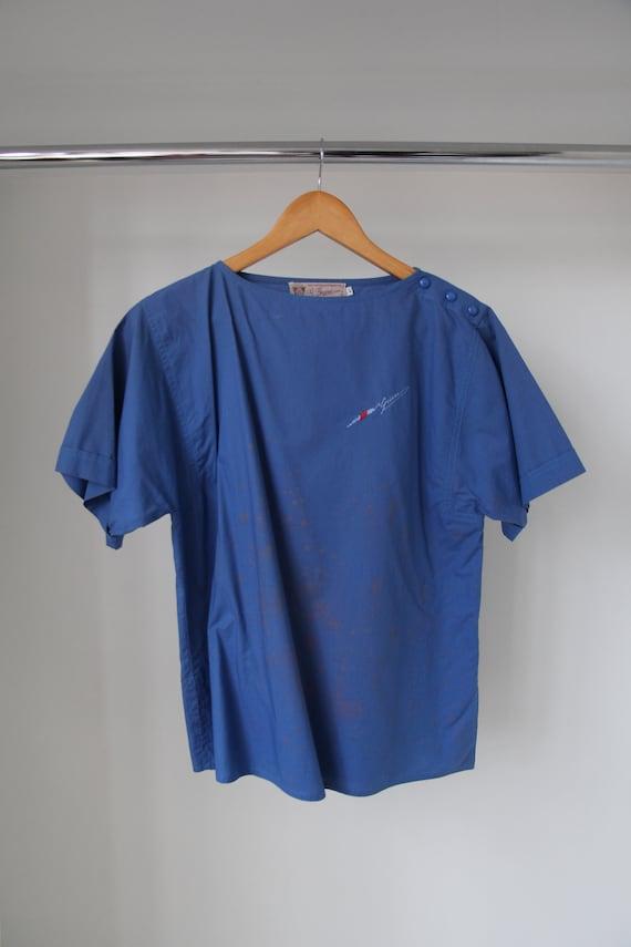 Vintage Gucci Art Smock Shirt