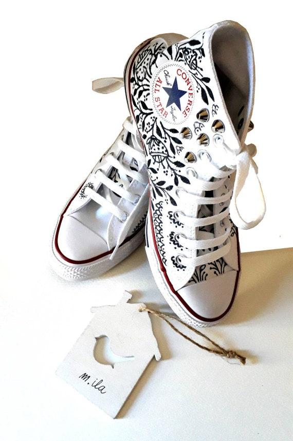 Convers all star Rare Converse all Star tall Chuck's