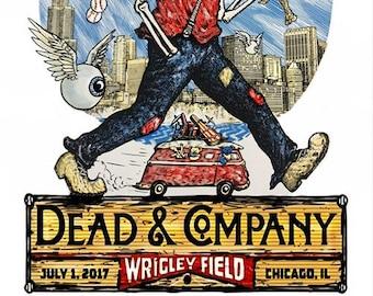 Dead and company | Etsy