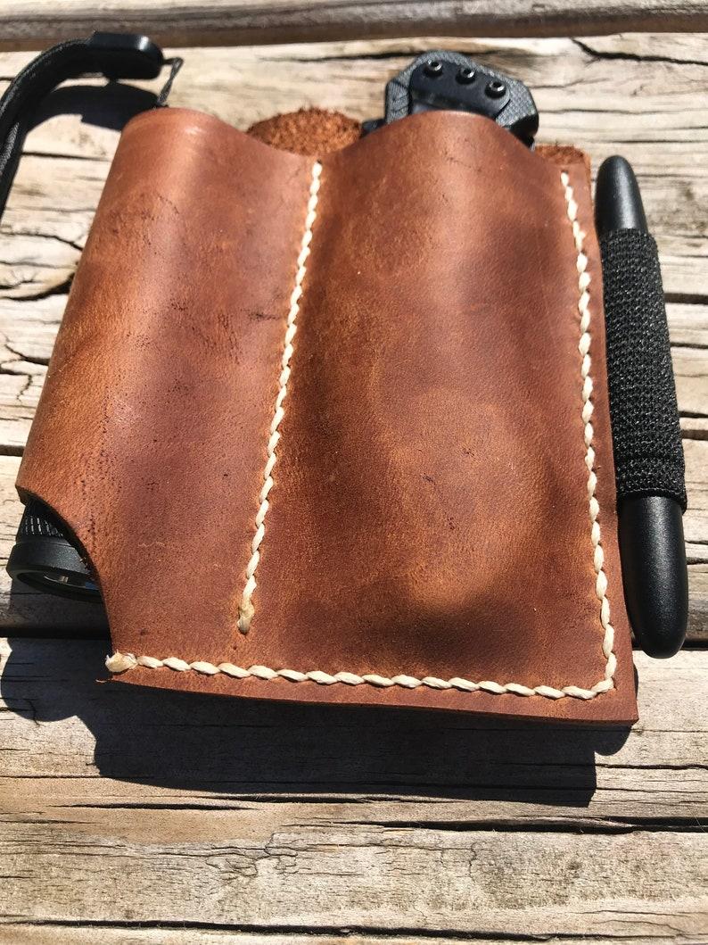 Leather EDC