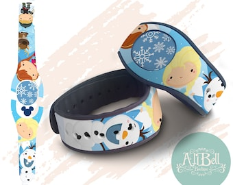 for Adult /& Child Bands Buzz Light Year Toy Story Magic Band 2.0 Skins Magic Band Skins for Disney Magic Bands Woody Jessie