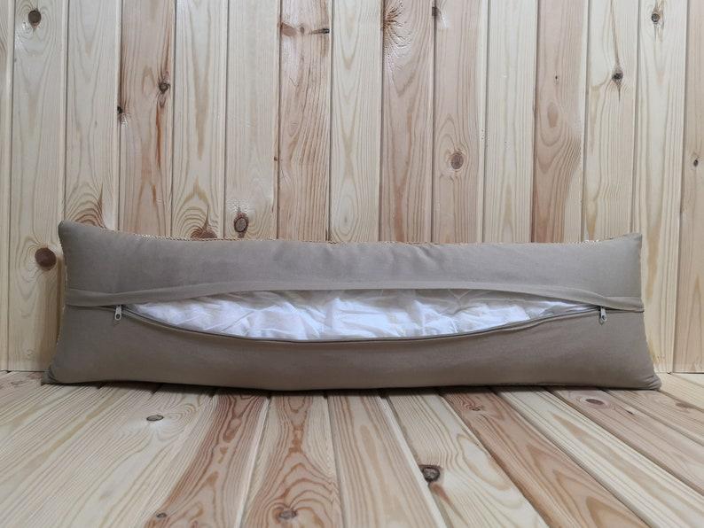 Lumbar Kilim Pillow Cover 10x36 inches Turkish Vintage Kilim Lumbar Sofa Pillow Cover Home Decoration Kilim pillow Decorative Pillow Cushion