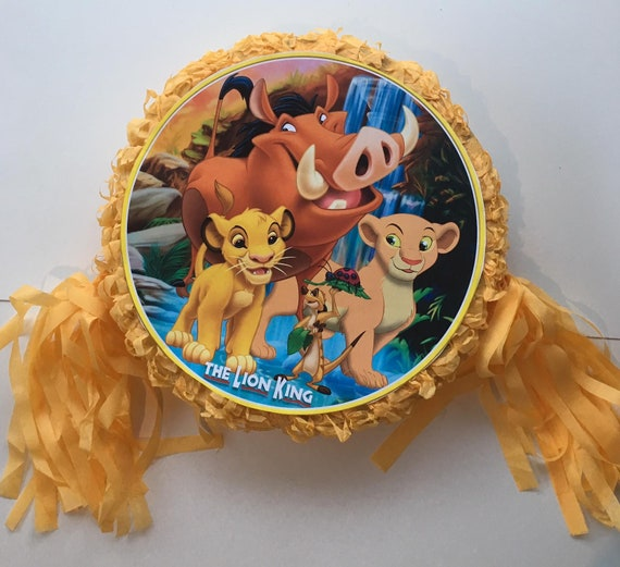 Lion King Pinata Party Game Party Decoration FREE SHIPPING