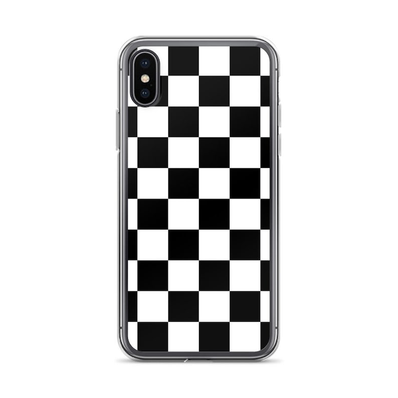 checkerboard iphone 7 case