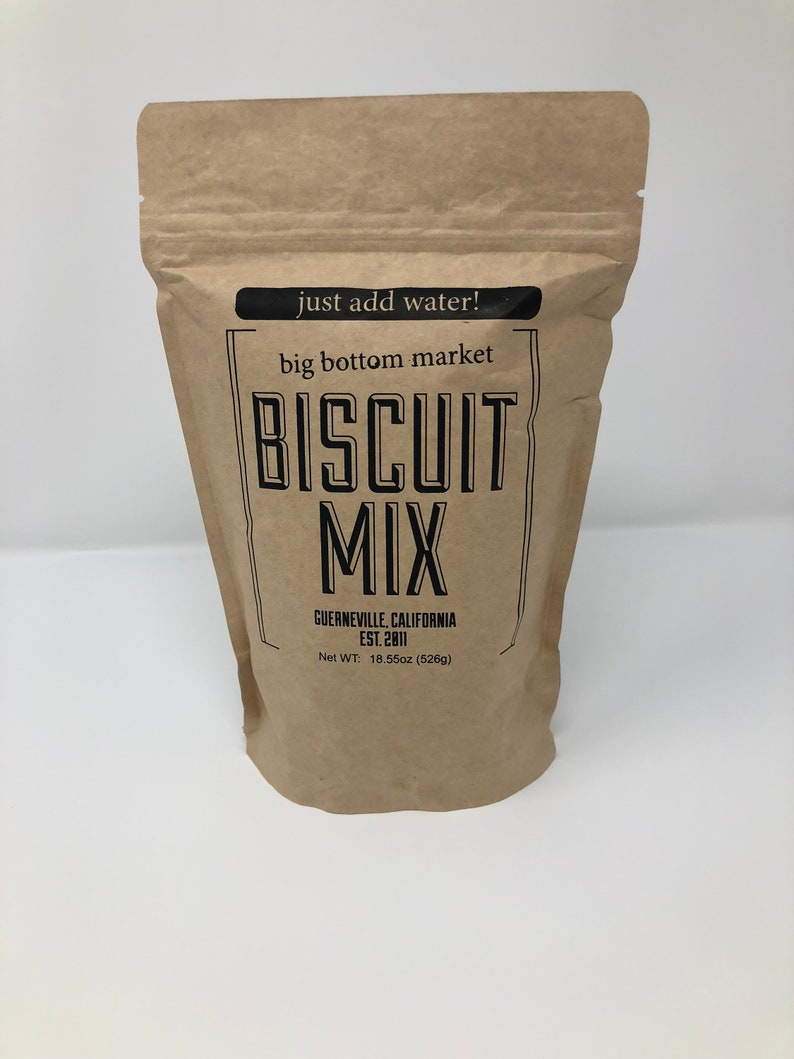 Biscuit Mix Just Add Water For Baking By Big Bottom Market image 0