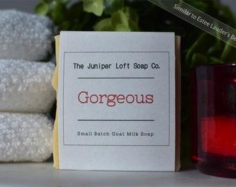 Gorgeous Goat Milk Soap - Handmade, Small Batch