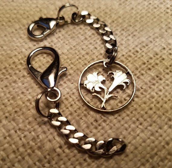 luggage tag back pack tag cut coin jewelry Lion zipper charm Zipper pull bag charm purse charm