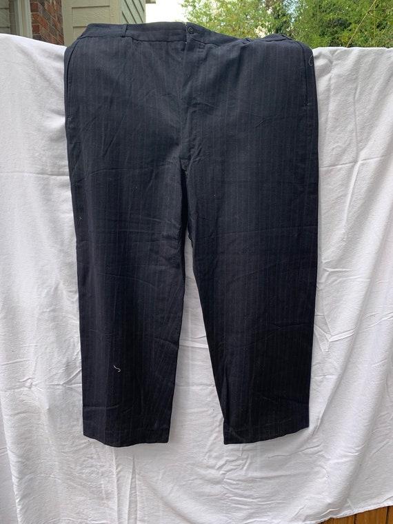 1930s/ 1940s Vintage mens pants
