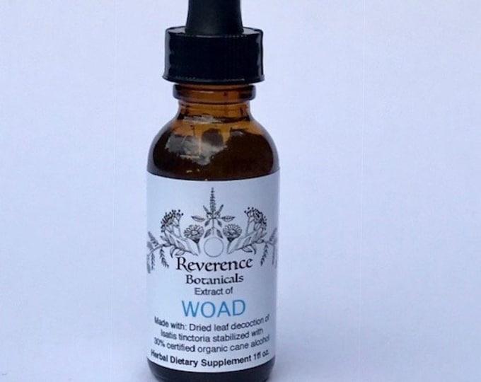 Woad tincture, Ban Lan Gen, Chinese Herb, Isatis Tinctoria, Anti-viral herb