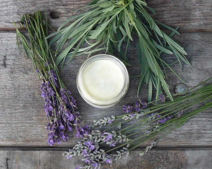 Moisturizing Lavender Cream