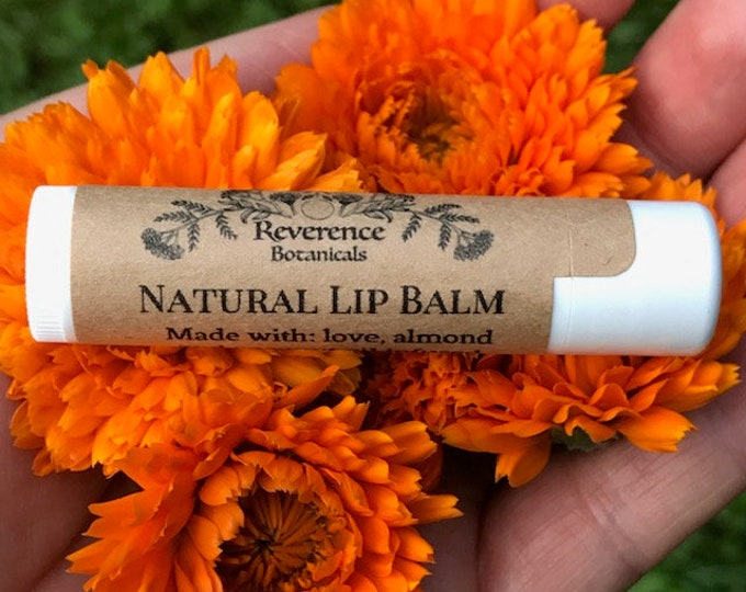 Lip balm, Natural lip care, Beeswax lip balm, Cocoa Butter & Calendula Lip balm, Natural Lip gloss, Herbal Lip Balm,
